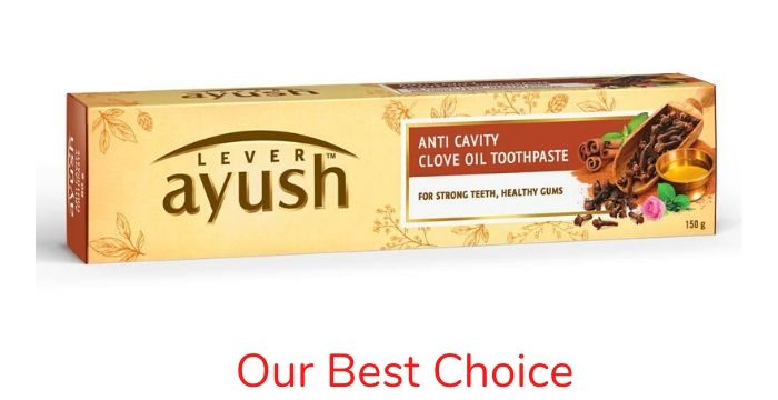 Best chemical-free and ayurvedic toothpaste in India Best Toothpaste
