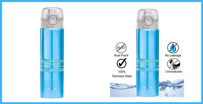 Best leak-proof Water Bottle For Travel, School and College I india 2020