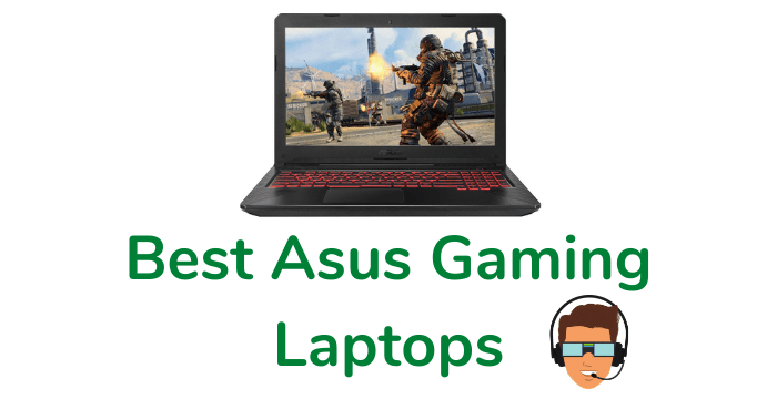 Best Asus Gaming Laptops in India 2021