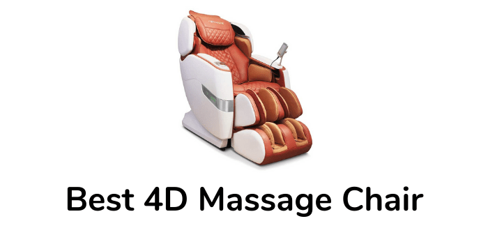 Best 4d Massage Chair in India 2021