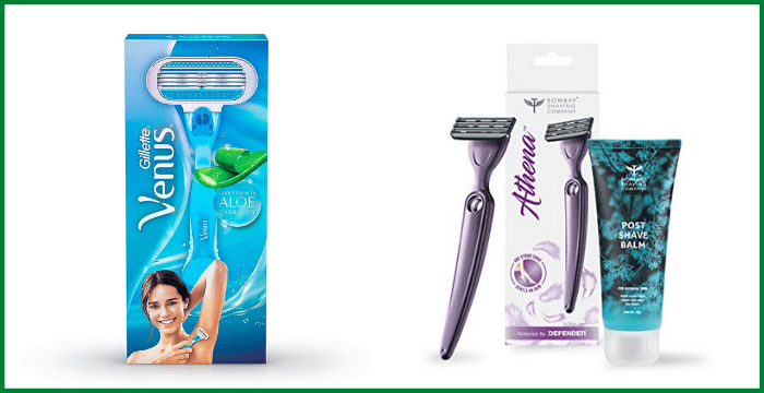Best Razor For Women's and GIrl's in India 2020
