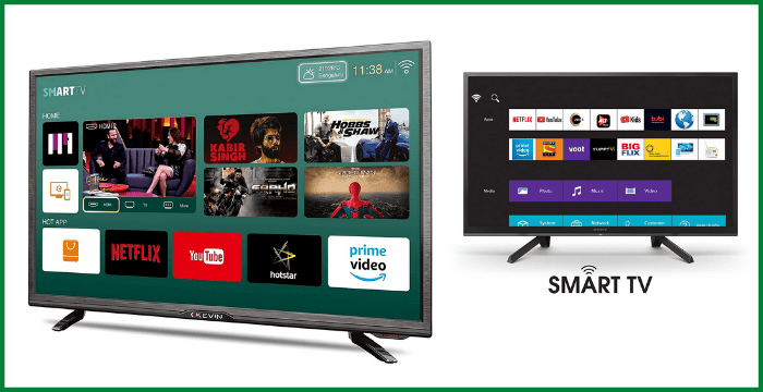 Smart TV 32 inch with wifi and Android 2021