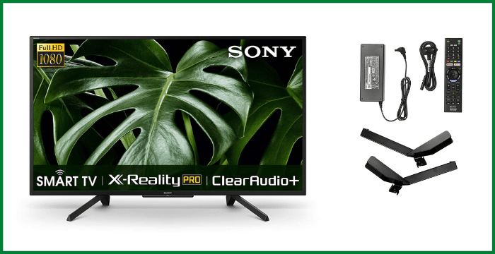 Sony Bravia 43 inch Smart tv With Android Sony Bravia 43 inch Smart tv