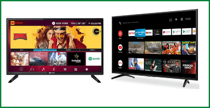 best 40-43 inches Smart TV