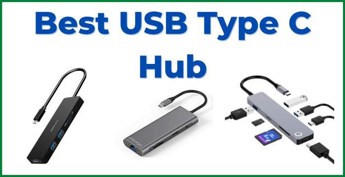 Best USB Type C Hub for MacBook Pro in India
